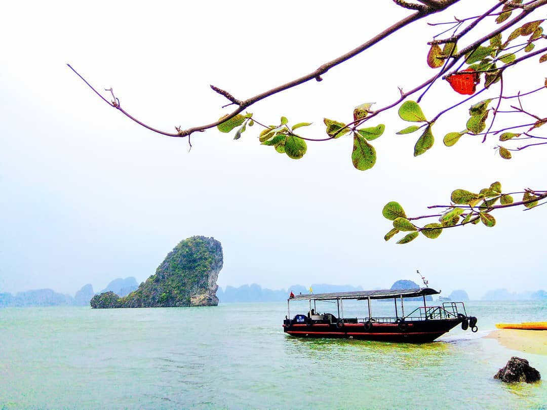 Ha Long Bay Winter
